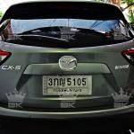 โลโก้เพชร Mazda CX-5 ติดท้ายรถ Swarovski