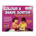 Colour & Shapes Sorter