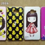 TPU Case สกรีนลาย (Samsung Galaxy A7 2016)
