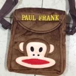 กระเป๋าสะพายข้าง ลาย พอลแฟรงค์ Paul Frank ขนาด 9x7x3นิ้ว