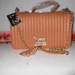 กระเป๋า Chanel Size 12 นิ้ว สีน้ำตาล