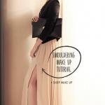 chiffon swing skirt