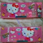 กล่องดินสอ 2 ชั้น ลายการ์ตูน Hello Kitty 12