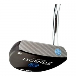 "NEW RIFE LEGEND Z MALLET TWO BAR PUTTER. BLACK FINISH. 35"" 2 BAR"