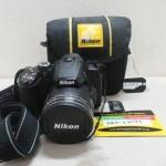 (ร12142) ขายกล้อง nikon P520 **จอผับได้****ร้านหนองบัวธุรกิจ**