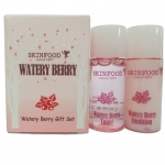 Tester SkinFood Watery Berry Gift Set (Toner+Emulsion)