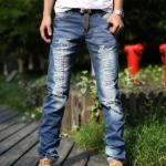 กางเกงยีนส์แฟชั่น