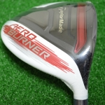 NEW TAYLORMADE AEROBURNER TP TOUR PREFERRED 12* MINI DRIVER TOUR ISSUE / 11.8*