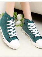 [Pre-oder]รองเท้าผ้าใบแฟชั่น  สไตล์เกาหลี ปี 2013