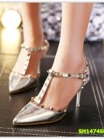 Pre รองเท้าส้นสูง/คัทชู ราคาถูก มีไซด์ 35-39