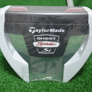 NEW TAYLORMADE GHOST SIMPLE SPIDER PUTTER SUPERSTROKE GRIP 31-35""