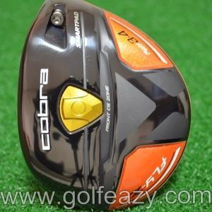 COBRA FLY-Z+ ORANGE FAIRWAY 3-4 WOOD / MATRIX VLCT ST 75 FLEX S
