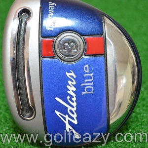 ADAMS BLUE 16* 3 WOOD ALDILA SLIMTECH 55 FLEX R