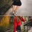 แม็กซี่เดรสแฟชั่นเข้ารูป เซต 2 ชิ้น เสื้อแขนยาวตัวสั้น-เสื้อกล้ามยาว มี 2 สีนะค่ะ เหมาะกับสาวไซส์เล็ก thumbnail 4