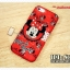 เคสiPhone5c - TPU ลายการ์ตูน มินนี่เม้าส์สีแดง thumbnail 1